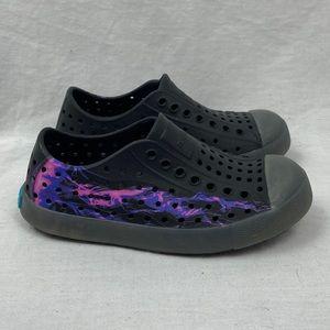 Native Jefferson Jellyfish Slip on Sneakers sz C10
